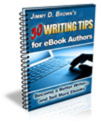 Product picture 30 Writing Tips For eBook Authors