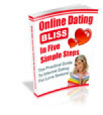 Product picture Online Dating Bliss In 5 Simple Steps