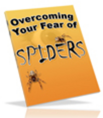 Product picture Overcoming Your Fear Of Spiders