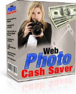 Product picture Web Photo Cash Saver